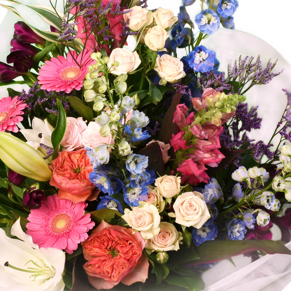 Anniversary flower bouquet | Vancouver Same Day Delivery | Adele Rae