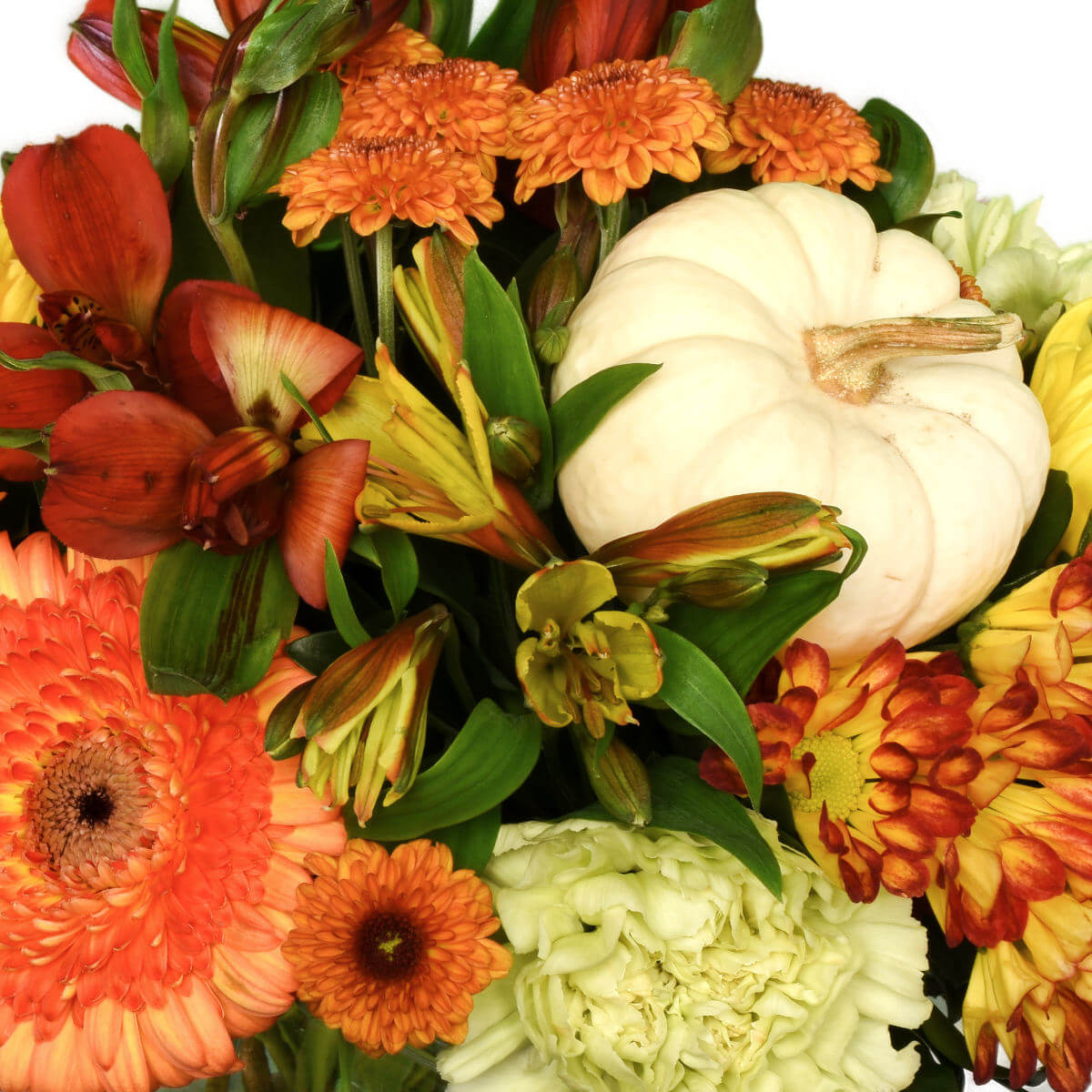 Birthday Flowers in Fall Colors   Same Day Burnaby Birthday Flower Delivery    Adele Rae Florist
