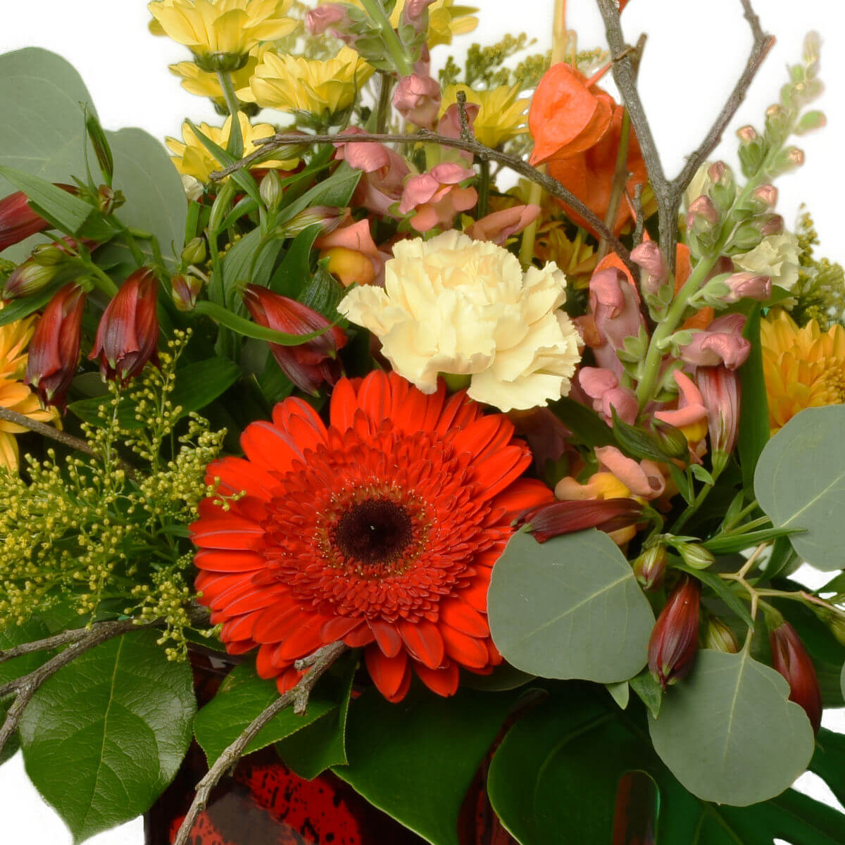 Vancouver Fall Flower arrangement | Same Day Flower Delivery | Burnaby Florist Adele Rae