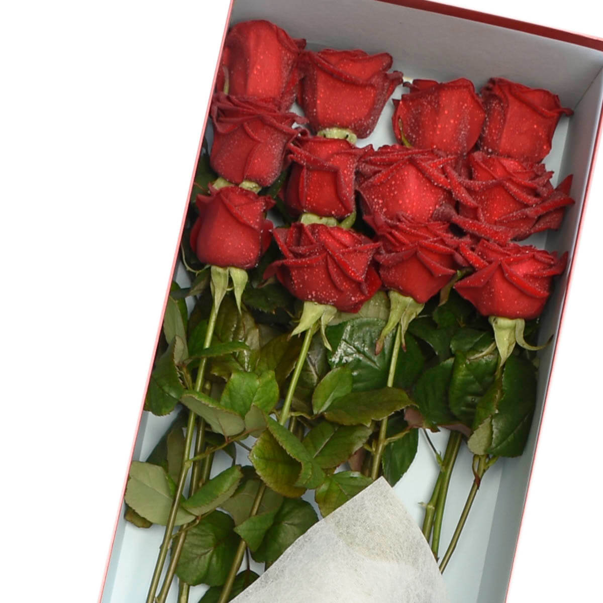 Love and Romantic Red Roses Box in Burnaby & Vancouver | Adele Rae Florist