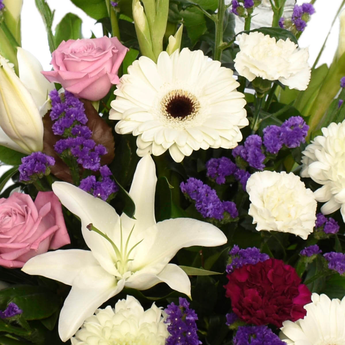 Vancouver Sympathy Flowers for Mom - Burnaby Florist - Adele Rae