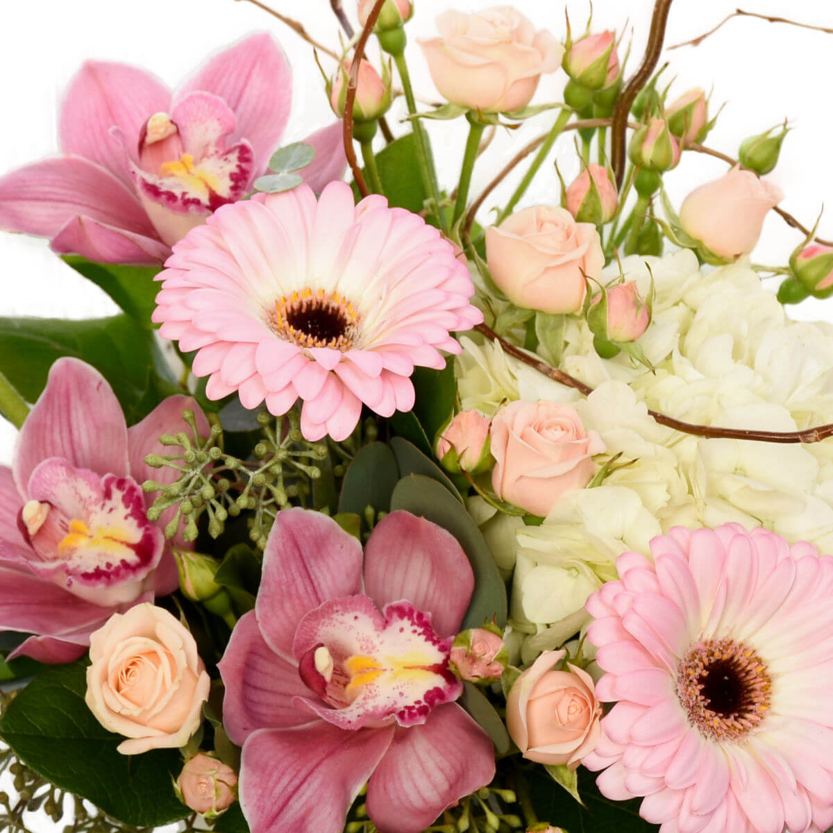 Vancouver Sympathy Flowers for a friend | Burnaby Florist Adele Rae
