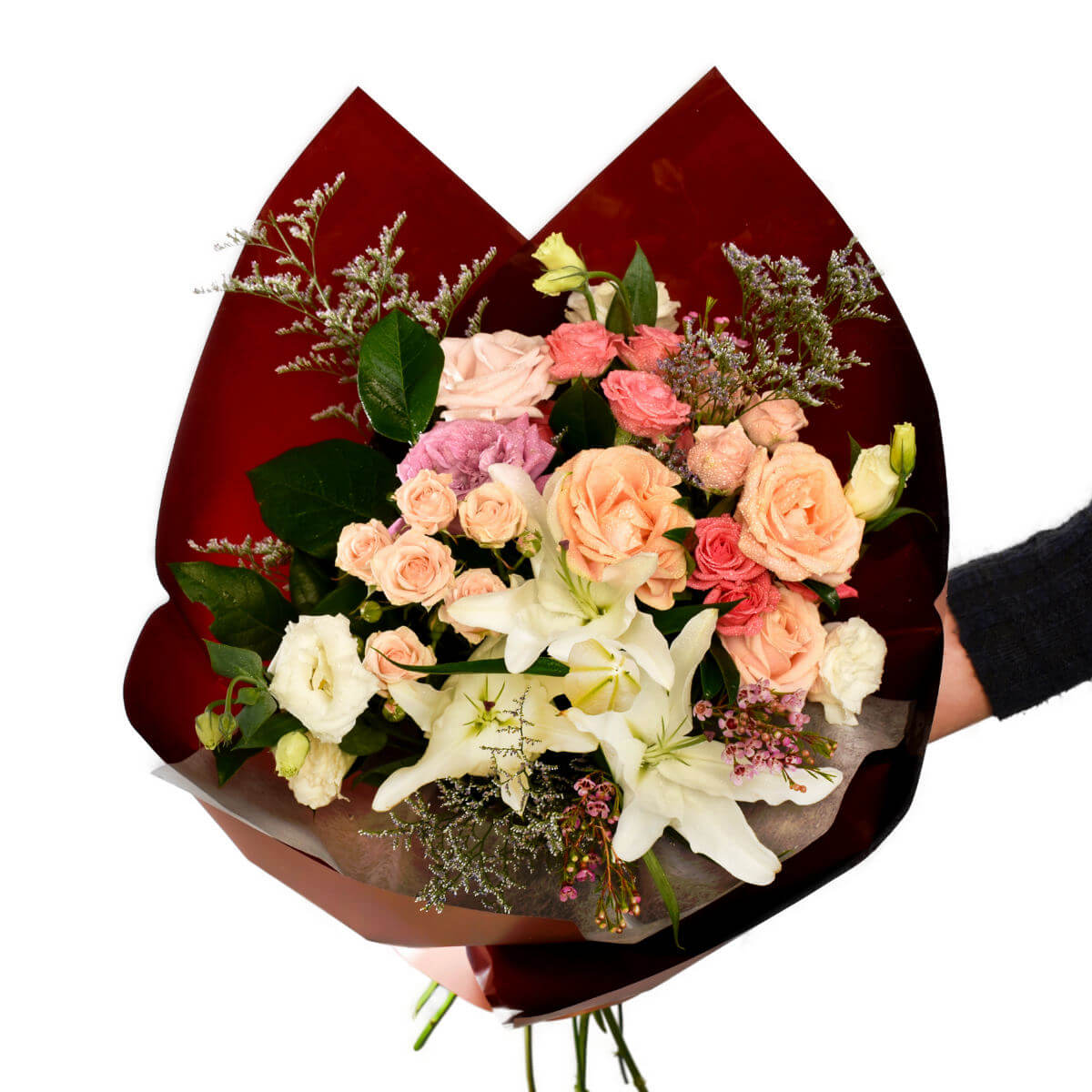 Valentines Day Flower Delivery Burnaby Adele Rae Florist
