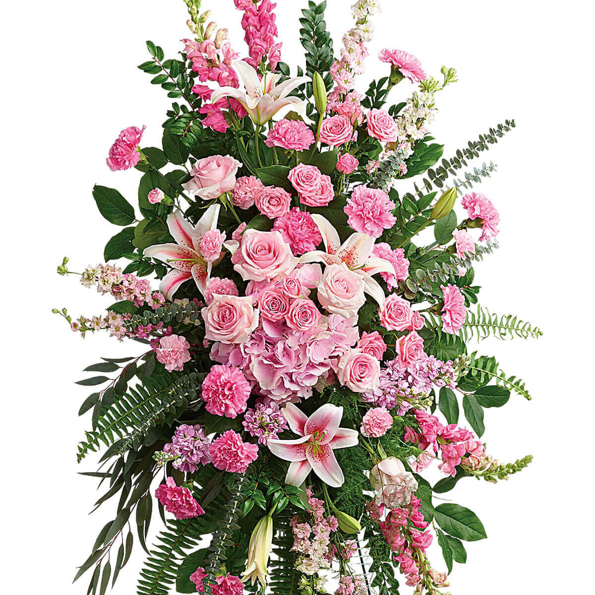 Coquitlam BC Funeral Flower Sprays and arrangements | Adele Rae