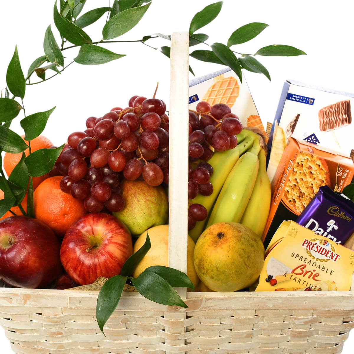 Adele Rae Florist | Gift Food Basket Delivery to Burnaby BC