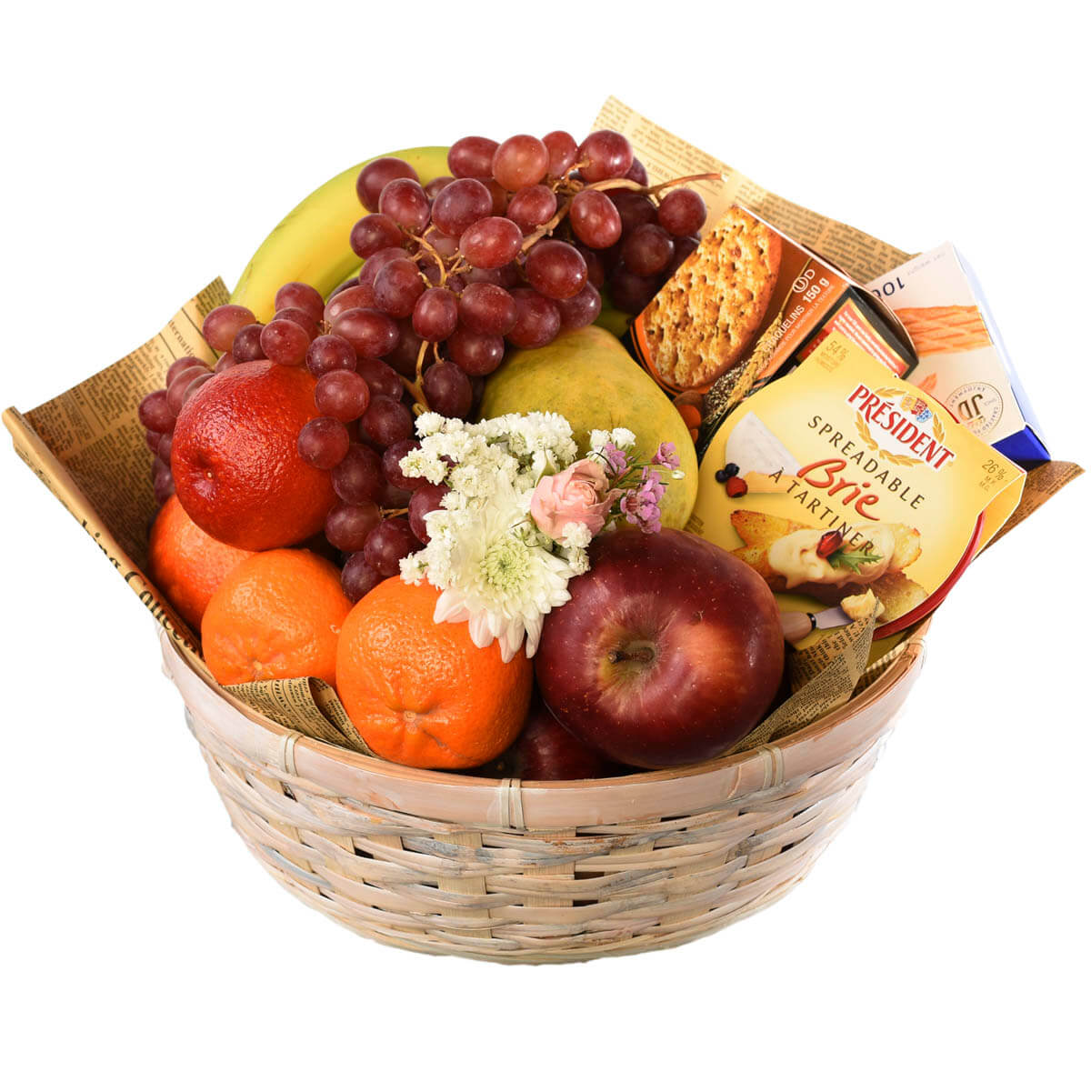 Food basket delivery in Vancouver BC | Adele Rae Florists