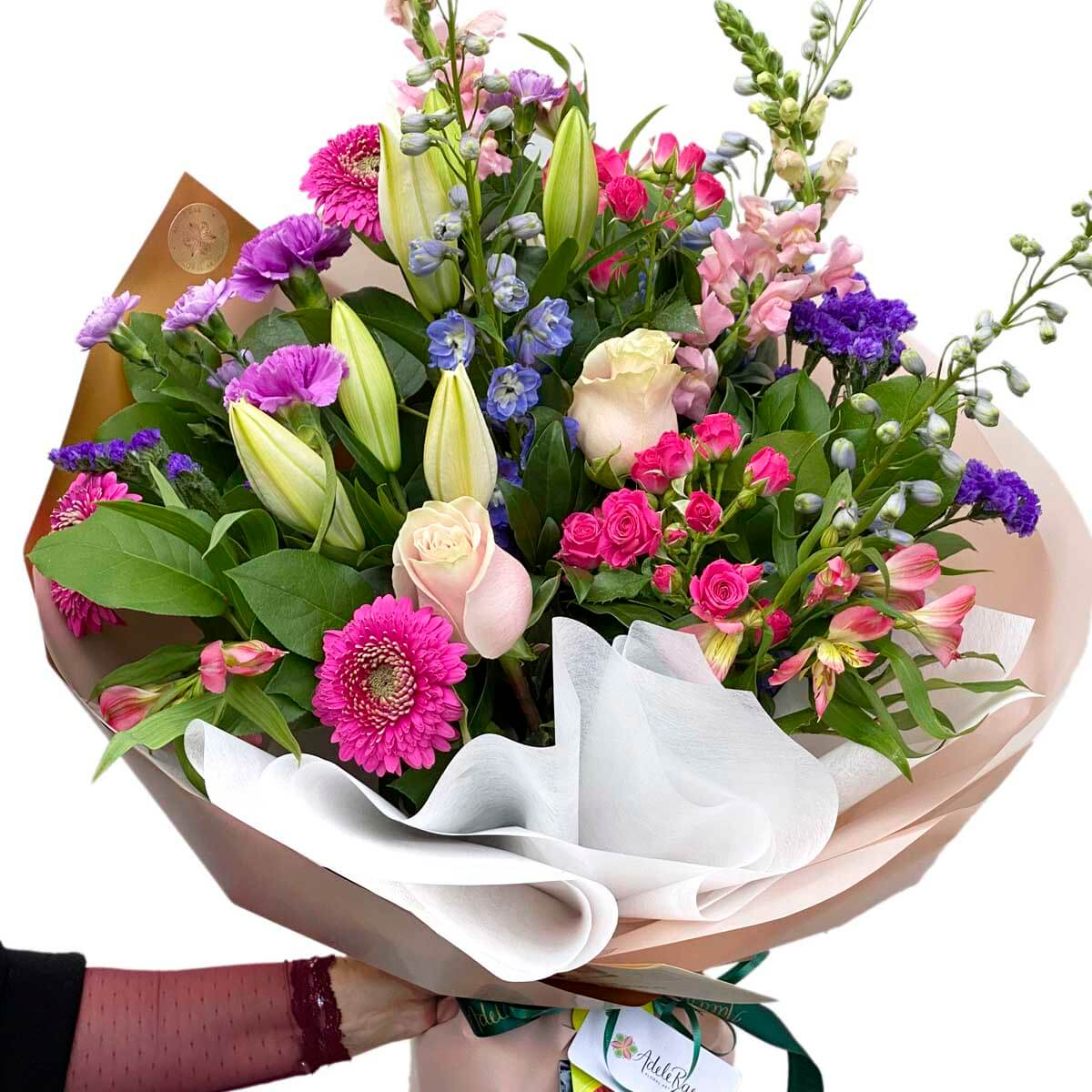 Fresh Local Flower Delivery -Burnaby Florist - Adele Rae