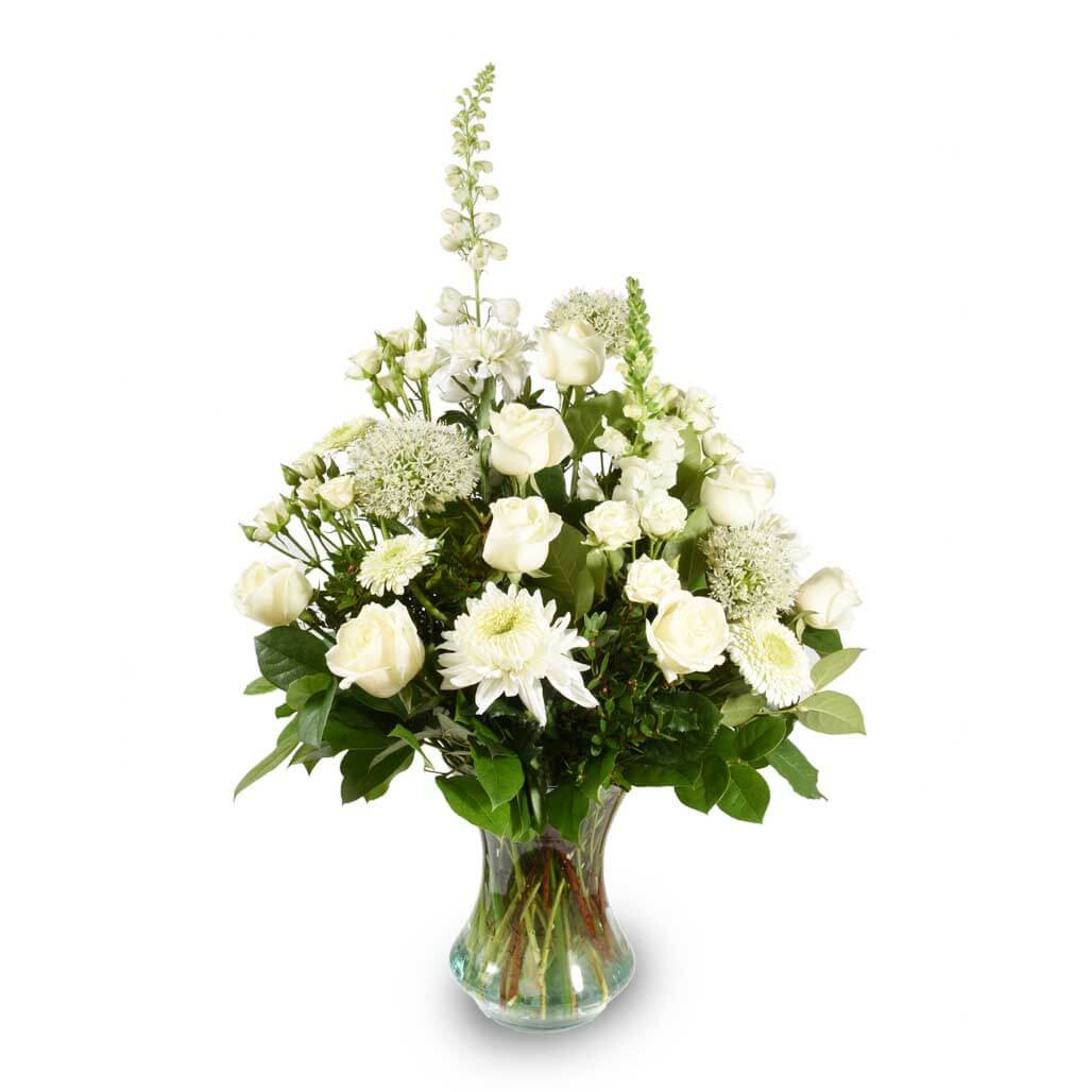 Burnaby Flower Shop - Flowers for Funerals - Adele Rae