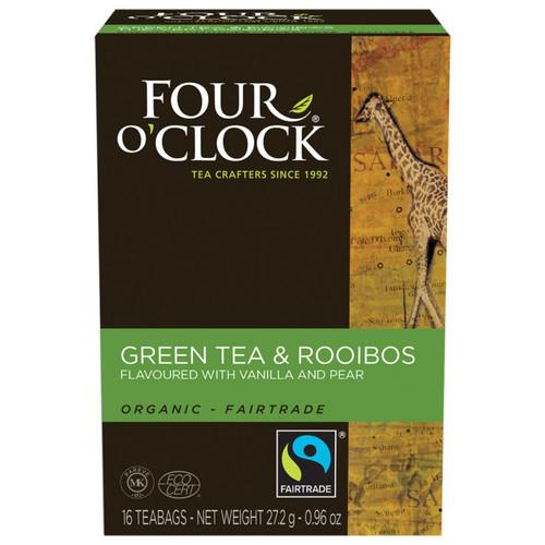 Green Tea Rooibos