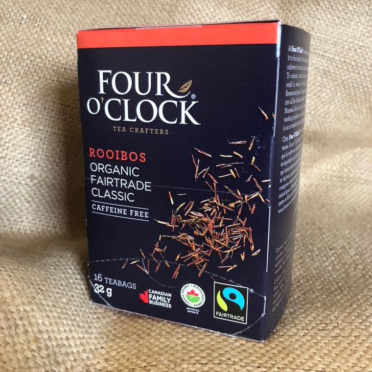 Rooibos Herbal Tea Fairtrade Organic