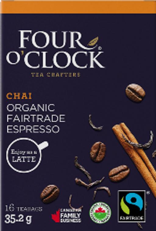 Chai Espresso