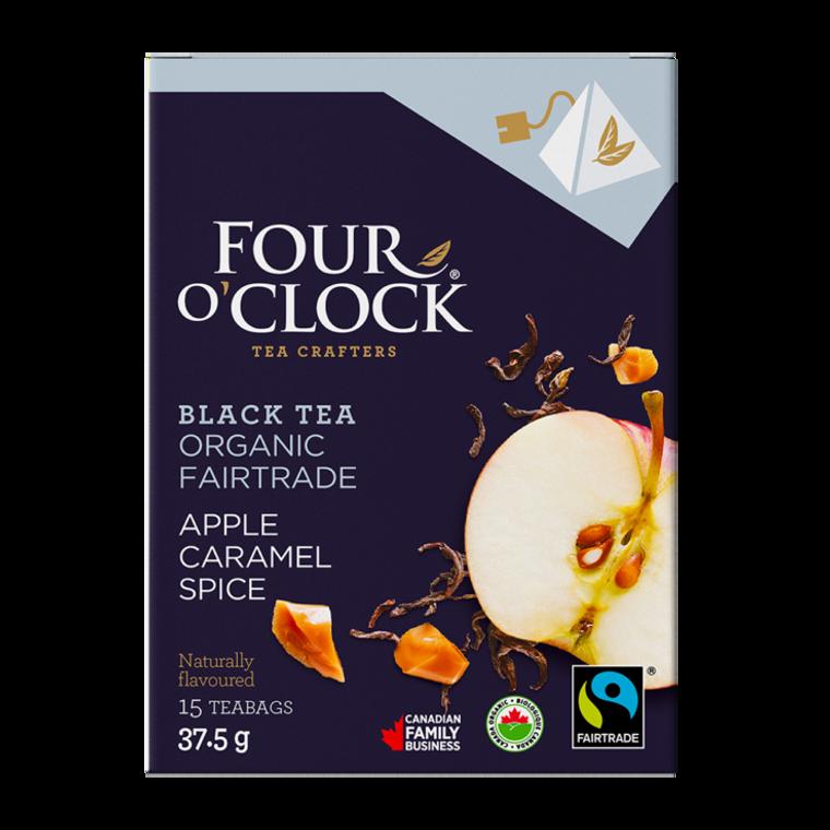 APPLE CARAMEL SPICE BLACK TEA ORGANIC-FAIRTRADE