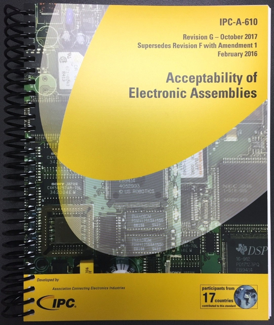 IPC-A-610D ACCEPTABILITY OF ELECTRONIC ASSEMBLIES PDF
