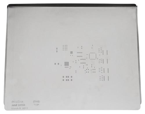 PCB prototype stencil