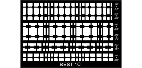 BEST Circuit Frame 1C