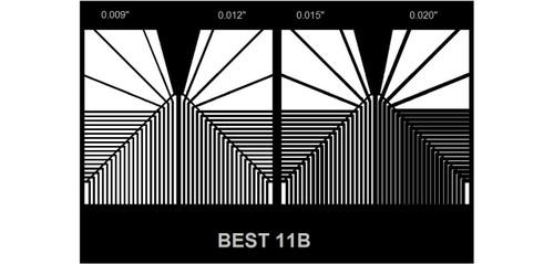 BEST Circuit Frame 11B