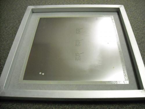 Framed SMT Stencil