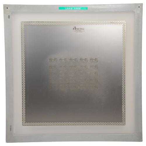 SMT framed stencil