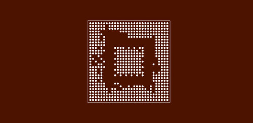 BGA Reballing Preform for VN800/CN700 Mobile IGP Chipset