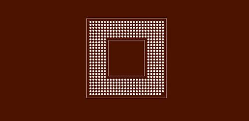 Reballing Preform for Intel II CPU 479 CPU
