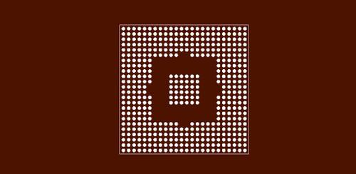 Reballing preform for Realtek driver 82801EB