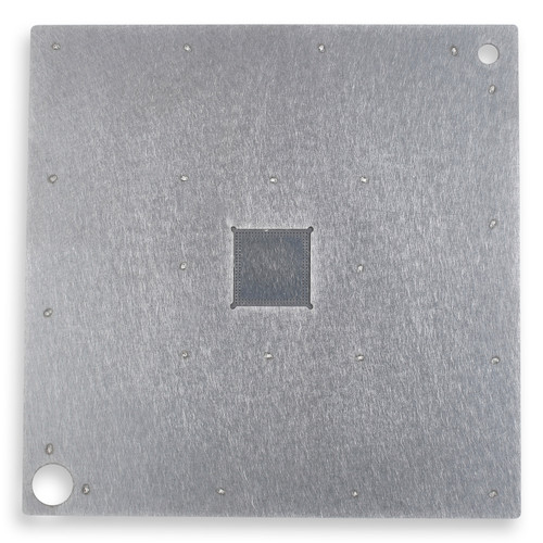 Rework device printing stencil