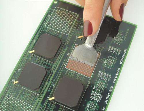 BGA rework solder paste printing