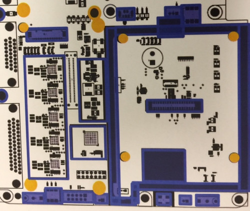 Conformal Coating  TapeShapes Laser Cut (3m Type 401) Using Customer-Supplied Drawings