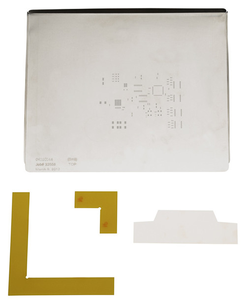 PCB prototype stencil kit