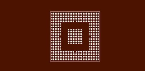 Reballing preform for M1671 Acer Labs Ali Alladin Chipset