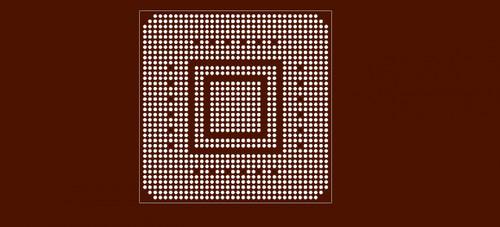 Rebaling preform for G06800-B1 Nvidia Graphic Card