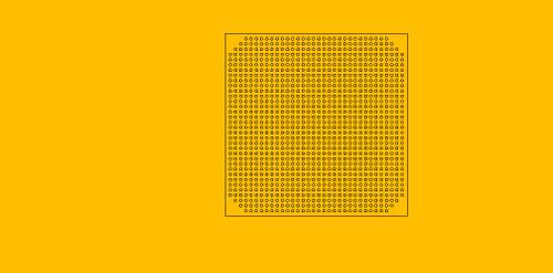 StencilQuik 1132 ball count
