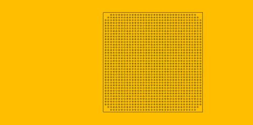 StencilQuik 1284 ball count