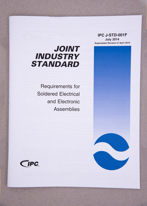 IPC J-STD-001F Standard (Revision F)