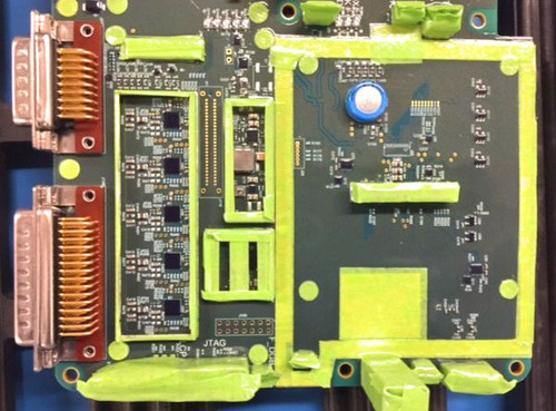 TapeShape(TM) Conformal Coating