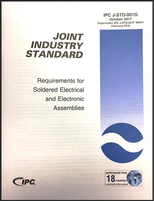 J-STD-001G Standard - Front