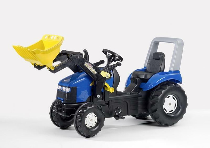 Rolly New Holland XTrac Tractor and Loader