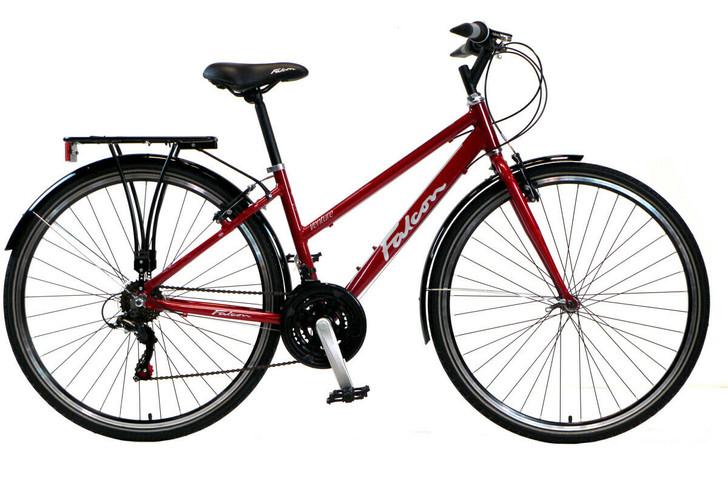 Falcon Venture 28 Hybrid Bike Alloy Fram