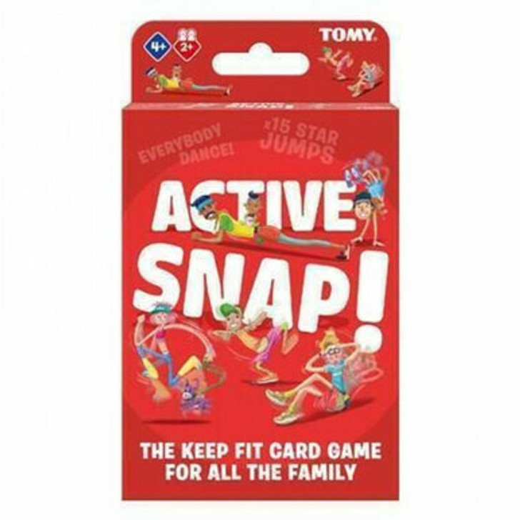 Active Snap Card Game