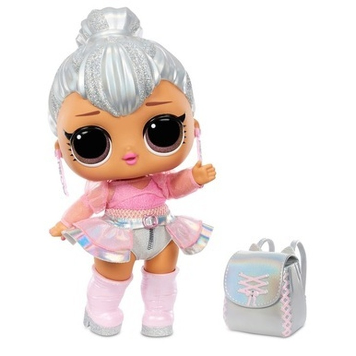L.O.L Surprise Big B.B. (Big Baby) Kitty Queen 28cm Large Doll