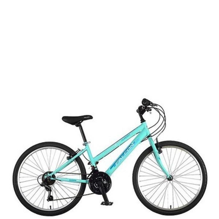 """Falcon 24"""" Girls Bike"""