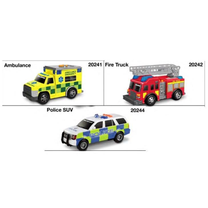 RR RUSH & RESCUE SMALL L&S  (Fire Brigade, Police Or Ambulance
