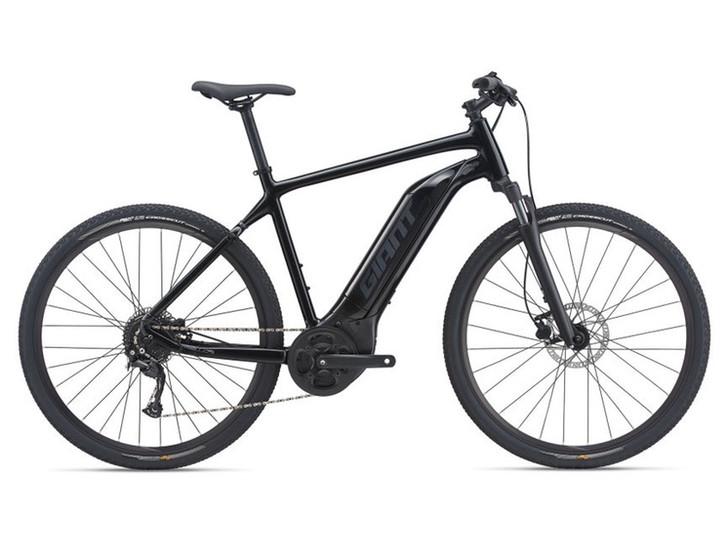 Giant Roam E+ GTS Electric Hybrid Bike - 2021