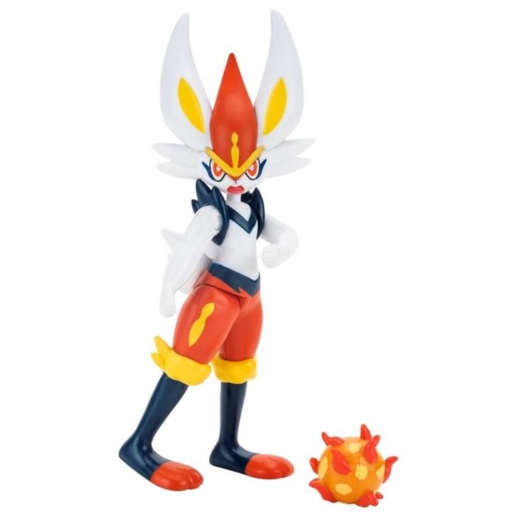 "Pokemon 4.5"" Battle Feature Figures Asst"