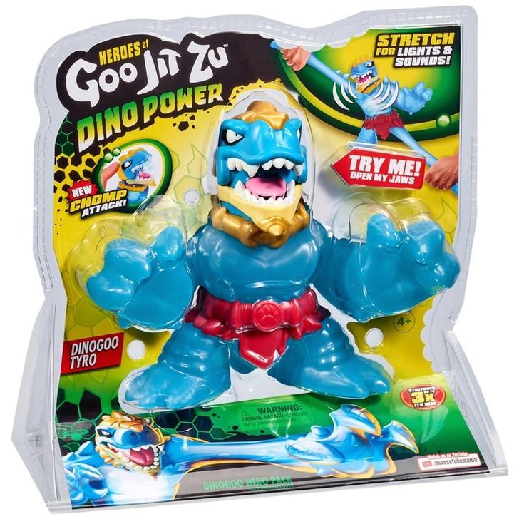 Heroes Of Goo Jit Zu Supagoo Dino
