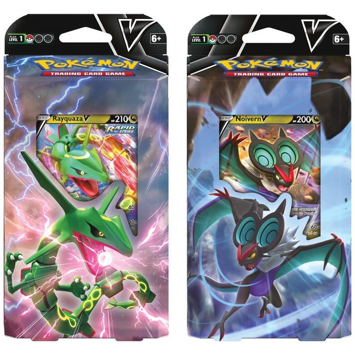 Pokemon Trading Card Game V Battle Deck Assortment