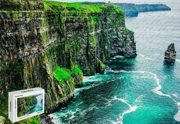Jigsaw Puzzle - Cliffs of Moher 1000 piece