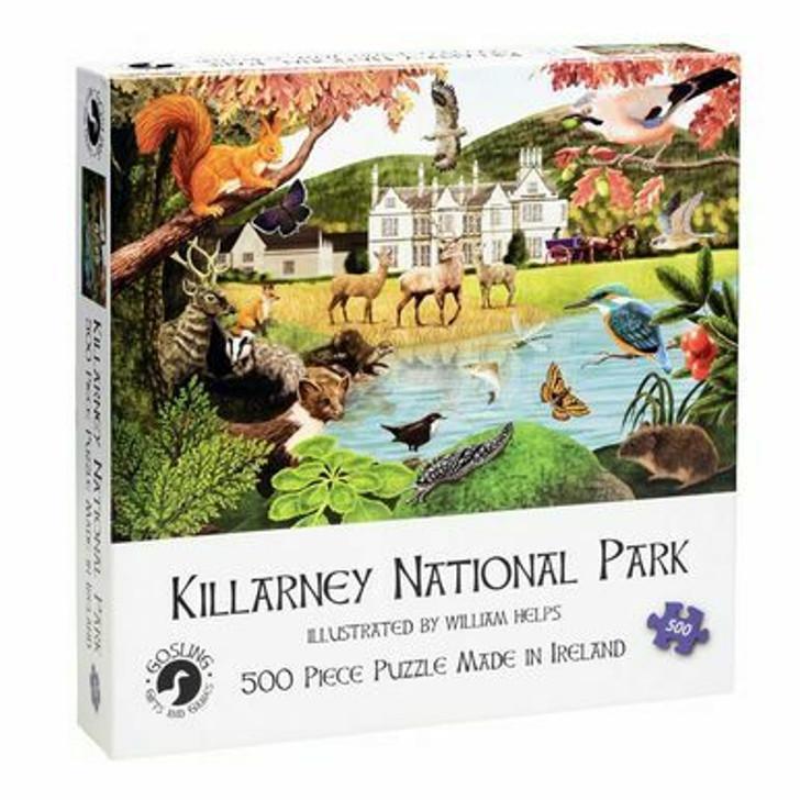 Jigsaw Puzzle - Killarney National Park 500 piece