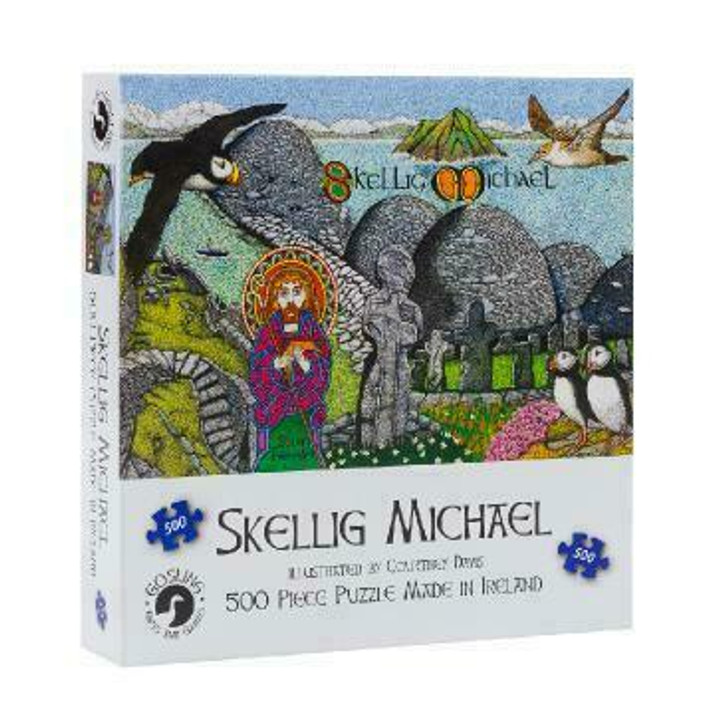 Jigsaw Puzzle - Skellig Michael 500 piece