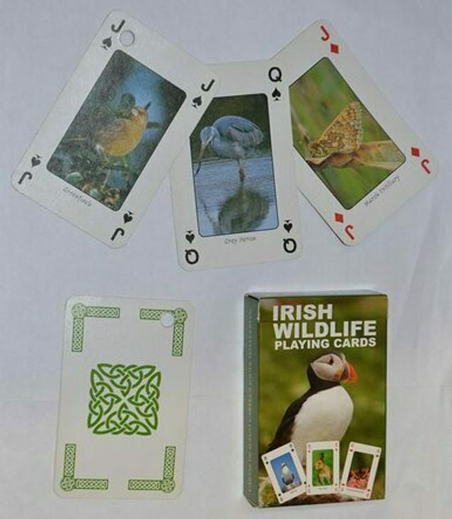Irish Wildlife Playing Cards